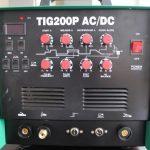 HST Alu Metall Schweißgerät TIG200P 200 Amp WIG TIG AC DC Inverter HFZünd Schweissgerät